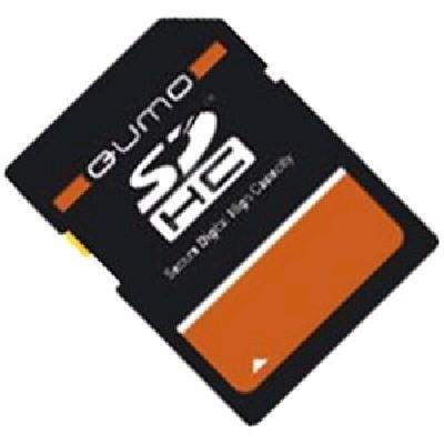 карта памяти Qumo 8GB QM8GSDHC10