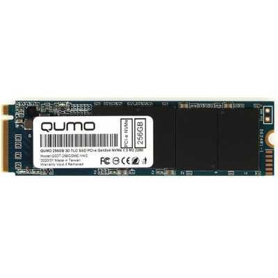 SSD диск Qumo Novation 256Gb Q3DT-256GSME-NM2