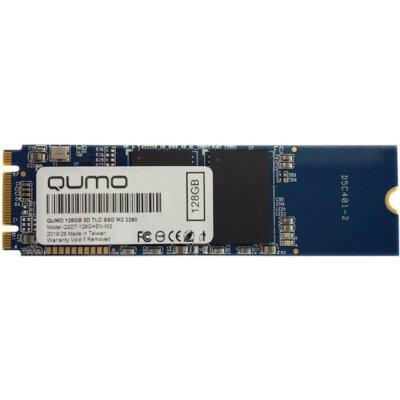SSD диск Qumo Novation 3D 128Gb Q3DT-128GAEN-M2