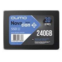 SSD диск Qumo Novation 3D 240Gb Q3DT-240GAEN