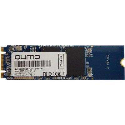 SSD диск Qumo Novation 3D 256Gb Q3DT-256GAEN-M2