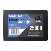 SSD диск Qumo Novation 3D 256Gb Q3DT-256GPPN
