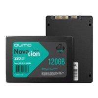 SSD диск Qumo Novation MM 120Gb QMM-120GSN
