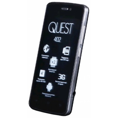 смартфон QUMO QUEST 402