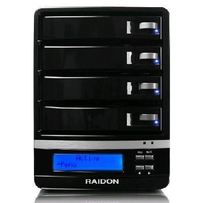 DAS накопетель Raidon GR5630-WSB3+