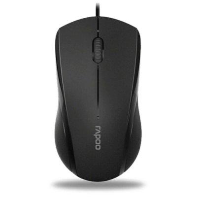 мышь Rapoo N1600 Black