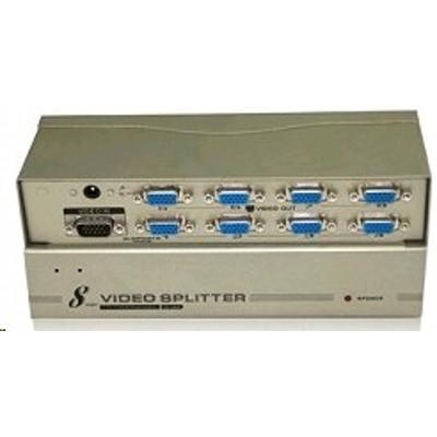 разветвитель VCOM VGA15M+8VGA15F