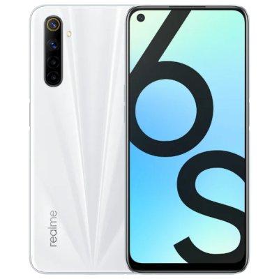 смартфон Realme 6S 6-128GB White