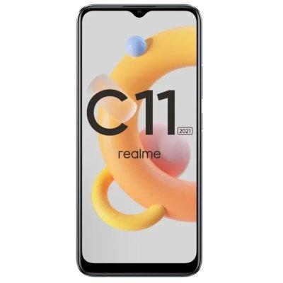 смартфон Realme C11 2021 2/32GB Grey