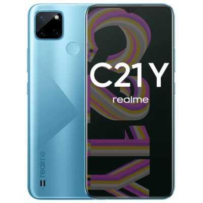 смартфон Realme C21Y 4/64GB Blue