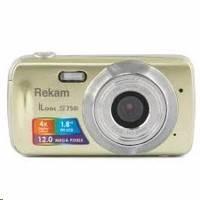Фотоаппарат Rekam iLook S750i Gold