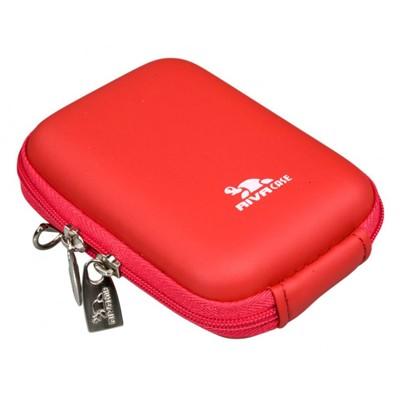 сумка для фотоаппарата Riva 7022 PU Red