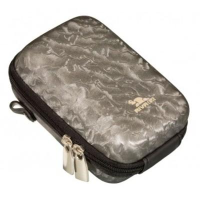 сумка для фотоаппарата Riva 7024 PU Grey perl
