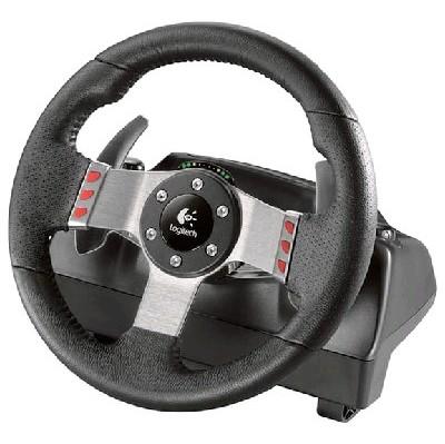 руль Logitech 941-000092