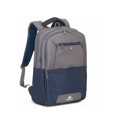рюкзак RivaCase 7777 Blue-Grey