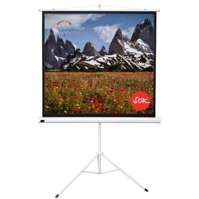 экран для проектора Sakura SCPST-183x183