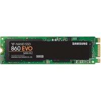 SSD диск Samsung 860 EVO 500Gb MZ-N6E500BW