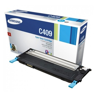 картридж Samsung CLP-C409S