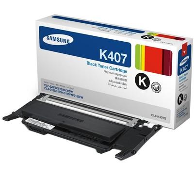 картридж Samsung CLT-K407S/SEE