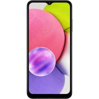 смартфон Samsung Galaxy A03s 64GB Black SM-A037FZKGSER