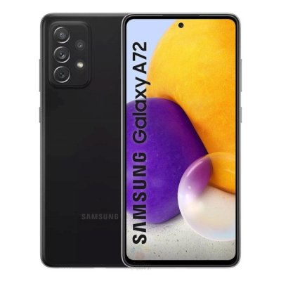смартфон Samsung Galaxy A72 256GB Black SM-A725FZKHSER
