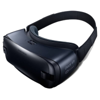 Очки виртуальной реальности Samsung Galaxy Gear VR SM-R323NBKASER