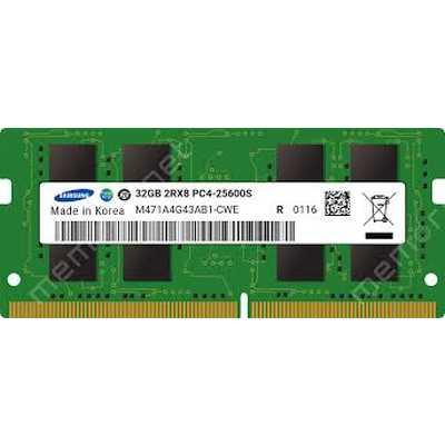 оперативная память Samsung M471A4G43AB1-CWED0