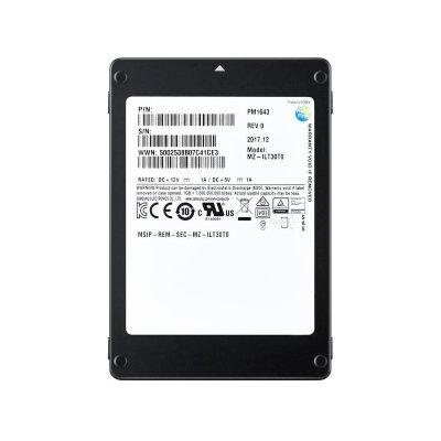 SSD диск Samsung PM1643a 960Gb MZILT960HBHQ-00007