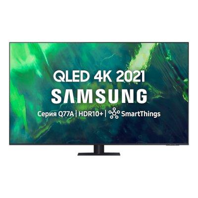 телевизор Samsung QE85Q77AAU