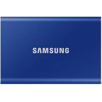 SSD диск Samsung T7 1Tb MU-PC1T0H-WW