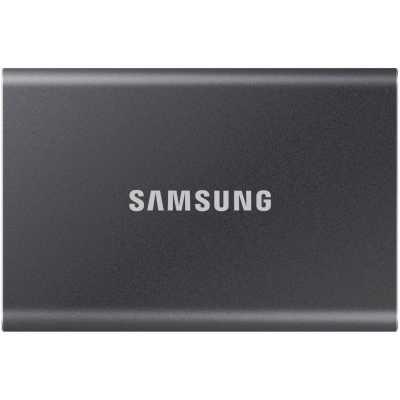 SSD диск Samsung T7 1Tb MU-PC1T0T-WW