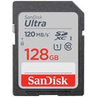 Карта памяти SanDisk 128GB SDSDUN4-128G-GN6IN