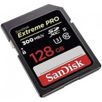 Карта памяти SanDisk 128GB SDSDXPK-128G-GN4IN