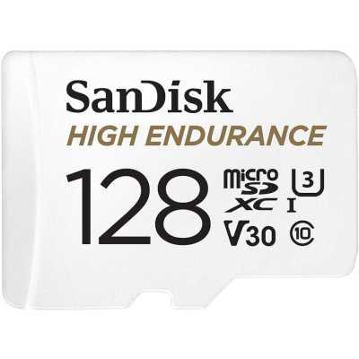 карта памяти SanDisk 128GB SDSQQNR-128G-GN6IA