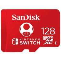 Карта памяти SanDisk 128GB SDSQXAO-128G-GNCZN