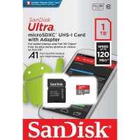 Карта памяти SanDisk 1TB SDSQUA4-1T00-GN6MA