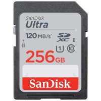 Карта памяти SanDisk 256GB SDSDUN4-256G-GN6IN