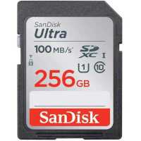 Карта памяти SanDisk 256GB SDSDUNR-256G-GN6IN