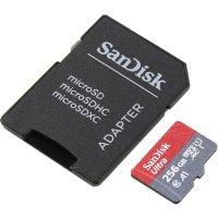 Карта памяти SanDisk 256GB SDSQUAR-256G-GN6MA