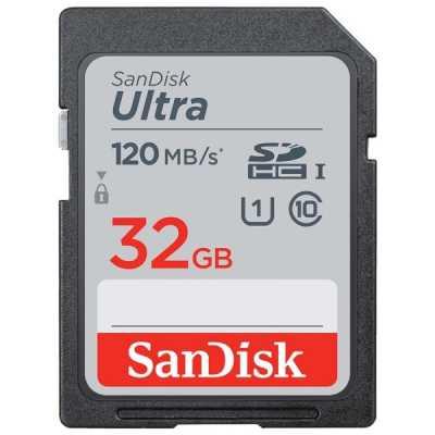 карта памяти SanDisk 32GB SDSDUN4-032G-GN6IN