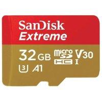 Карта памяти SanDisk 32GB SDSQXAF-032G-GN6AA
