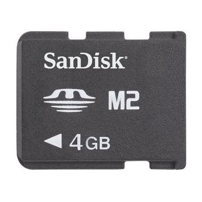 карта памяти SanDisk 4GB SDMSM2-004G-E11M