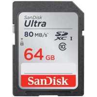 Карта памяти SanDisk 64GB SDSDUNR-064G-GN6IN