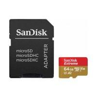 Карта памяти SanDisk 64GB SDSQXA2-064G-GN6MA