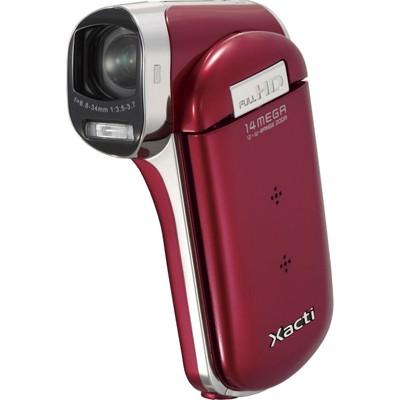 видеокамера Sanyo Xacti VPC-CG100EXWR