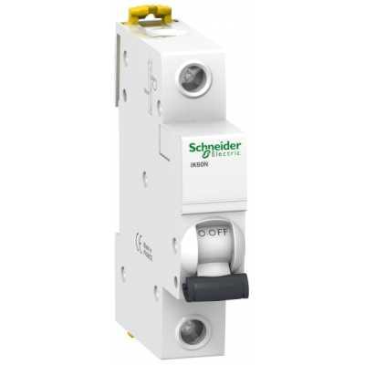 автоматический выключатель Schneider Electric Acti 9 iK60 1P (C) 6kA 10 А A9K24110