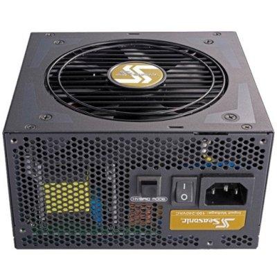 блок питания Sea Sonic FOCUS Plus Gold 550W SSR-550FX