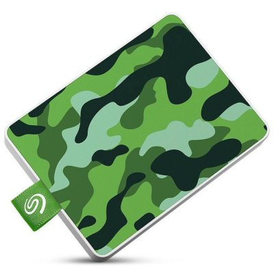 SSD диск Seagate One Touch Special Edition 500Gb STJE500407