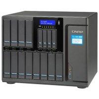 Cетевой RAID-накопитель Сетевой RAID-накопитель Qnap TS-1685-D1521-8G