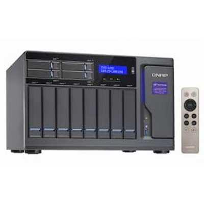 сетевой RAID-накопитель Qnap TVS-1282-I3-8G